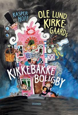 Ole Lund Kirkegaards Kikkebakke Boligby Kasper Hoff 9788702279948