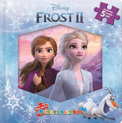Disney Puslespilsbog Frost 2 Karrusel Forlag 9788771861914