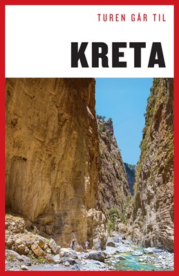 Turen går til Kreta Ida Frederikke Ferdinand 9788740048766