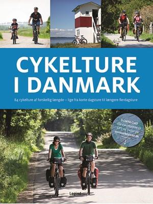 Cykelture i Danmark Jesper Pørksen, Helle Midtgaard 9788771555714