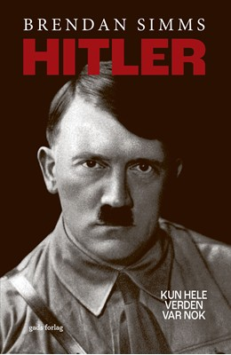 Hitler Brendan Simms 9788712060307