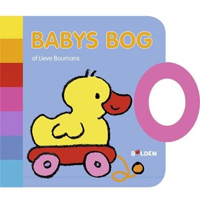 Babys bog Lieve Boumans 9788772052489