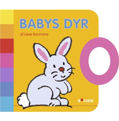 Babys dyr Lieve Boumans 9788772052496
