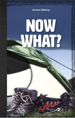 Now what? (med gloser) Kirsten Ahlburg 9788770185189