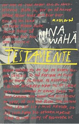 Testamente Nina Wähä 9788770072427