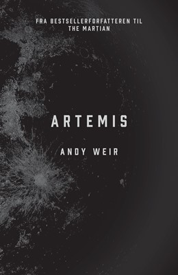 Artemis Andy Weir 9788771715118