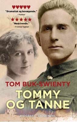 Tommy og Tanne Tom Buk-Swienty 9788702291797
