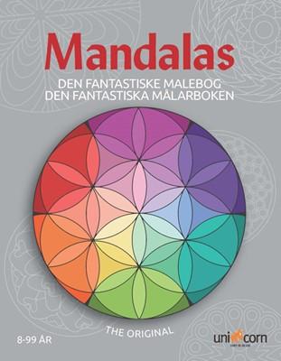Den Fantastiske Malebog med Mandalas fra 8-99 år  9788791891076