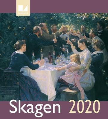 Skagen Kalender 2020  9788771616088