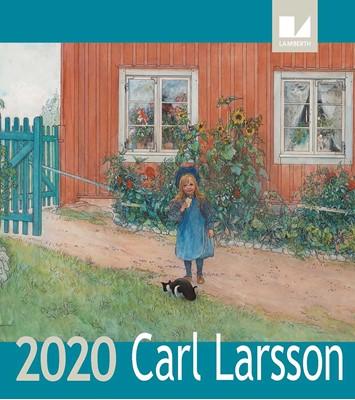 Carl Larsson Kalender 2020  9788771616064
