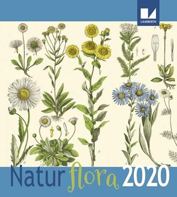 Natur - Flora Kalender 2020  9788771616101