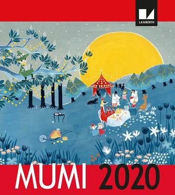 MUMI Kalender 2020  9788771616118