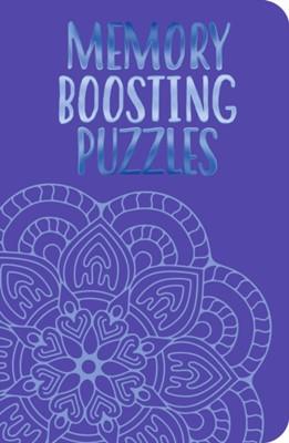 Memory Boosting Puzzles Eric Saunders 9781789507638
