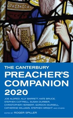The Canterbury Preacher's Companion 2020  9781786221865