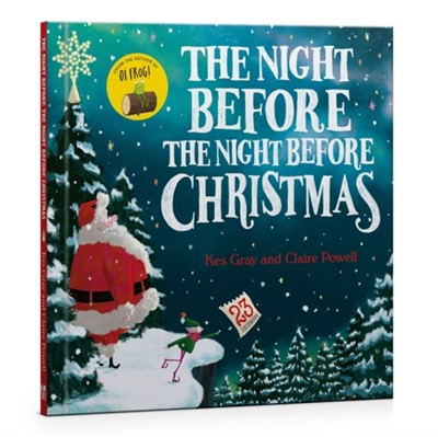 The Night Before the Night Before Christmas Kes Gray 9781444952902