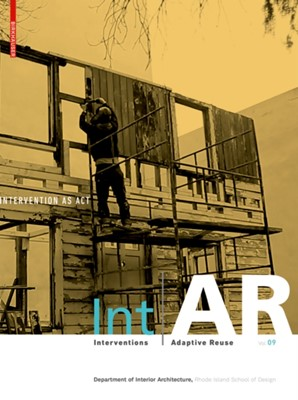 Int|AR Interventions and Adaptive Reuse Intervention as Act  9783035616088