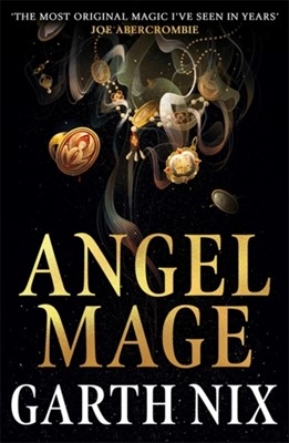 Angel Mage Garth Nix 9781473227712
