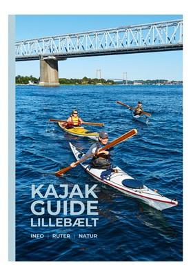 Kajak Guide Lillebælt Christa Boisen 9788799693368