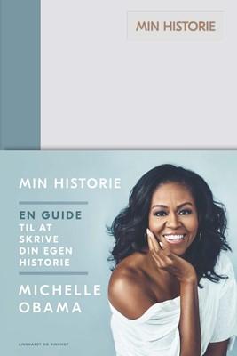 Min historie - en guide til at skrive din egen historie Michelle Obama 9788711982174