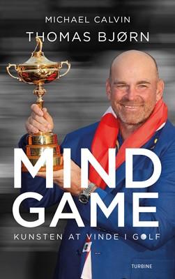 Mind Game Michael Calvin, Thomas Bjørn 9788740655698