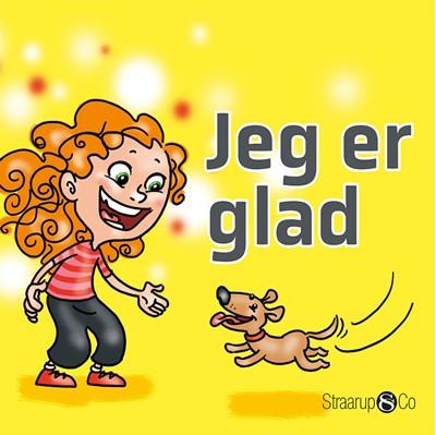 Jeg er glad Marianne Randel Søndergaard 9788770185547