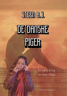 De danske piger  Steen B. J. 9788772187310