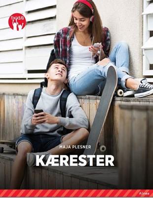 Kærester, Rød Fagklub Maja Plesner 9788723546036