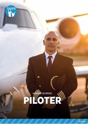 Piloter, Blå Fagklub Hanne Korvig 9788723546067