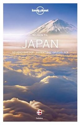 Rejsen til Japan (Lonely Planet) Lonely Planet 9788771483802
