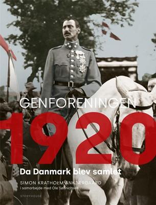 Genforeningen 1920 Simon Ankjærgaard 9788711906682
