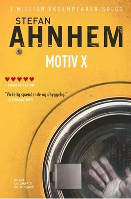 Motiv X Stefan Ahnhem 9788711917190