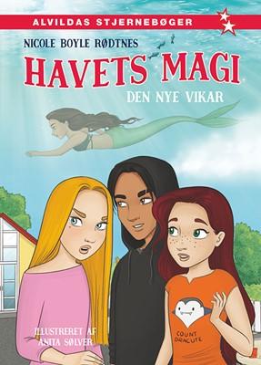 Havets magi 2: Den nye vikar Nicole Boyle Rødtnes 9788741506289