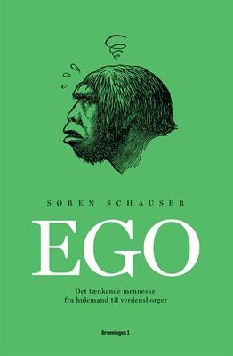 EGO Rikke Hertz, Søren Schauser 9788793825178