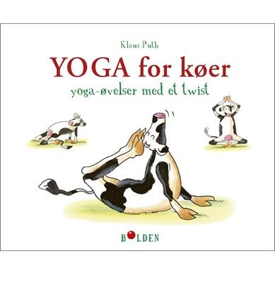 Yoga for køer Ukendt forfatter 9788772052762