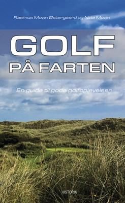 Golf på farten Rasmus Movin Østergaard, Nina Movin 9788793846883