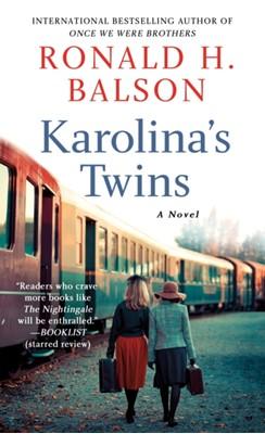 KAROLINA'S TWINS RONALD H. BALSON 9781250236203