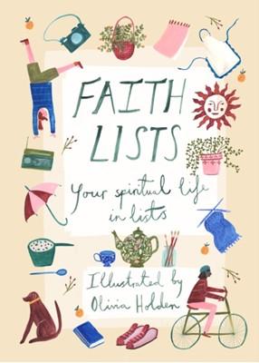 Faith Lists Olivia Holden 9780281082049