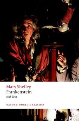 Frankenstein Mary Wollstonecraft Shelley 9780198840824