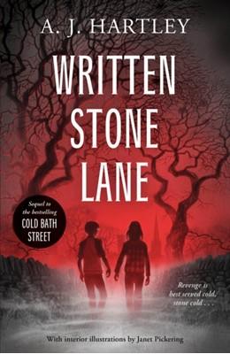 Written Stone Lane A.J. Hartley 9781912979073