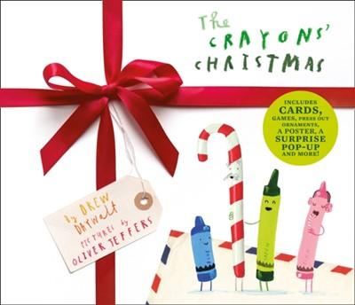 The Crayons' Christmas Drew Daywalt 9780008180362