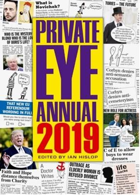 Private Eye Annual Ian Hislop 9781901784671