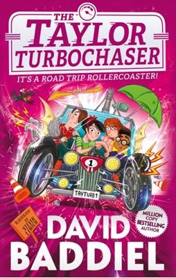 The Taylor TurboChaser David Baddiel 9780008334154