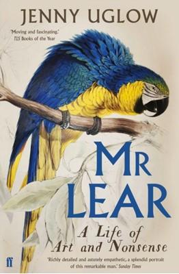 Mr Lear Jenny Uglow 9780571269556