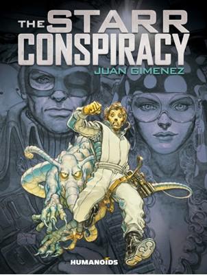 The Starr Conspiracy Juan Gimenez 9781643376080
