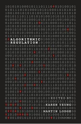 Algorithmic Regulation  9780198838494
