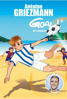 Goal 4 Antonie Griezmann 9788772043739