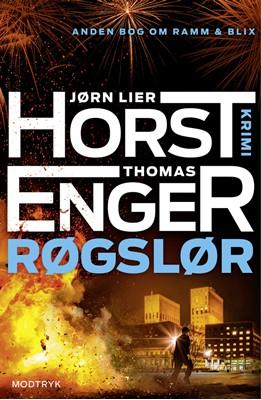 Røgslør Thomas Enger, Jørn Lier Horst 9788770072564