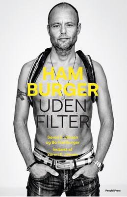 Hamburger uden filter Bo Hamburger, Søren E. Jensen 9788770366595