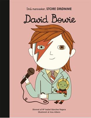 David Bowie Ma Isabel Sánchez Vegara, Maria Isabel Sanchez Vegara 9788793752146