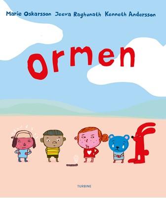 Ormen Jeeva Raghunath, Marie Oskarsson 9788740657432